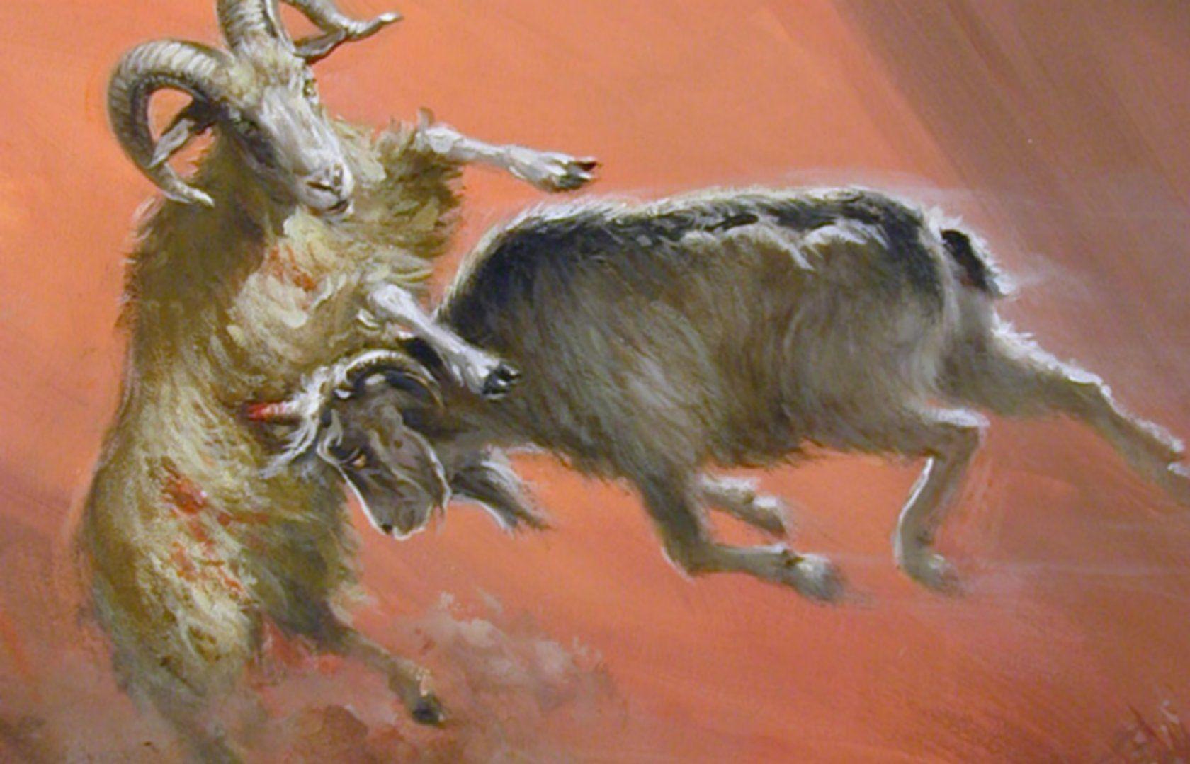 Daniel's vision of ram and goat in Daniel 8  | Prophetic | Book of