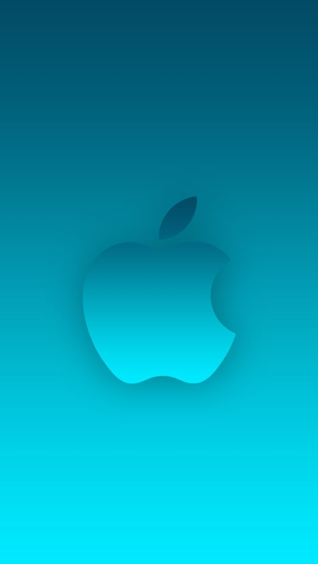 cyan apple iphone wallpaper bing images iphone wallpapers rh pinterest co uk cracked apple wallpapers iphone apple wallpapers for iphone