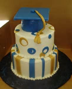 Great graduation cake-just change the colors as needed.