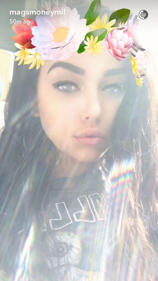 snap girl