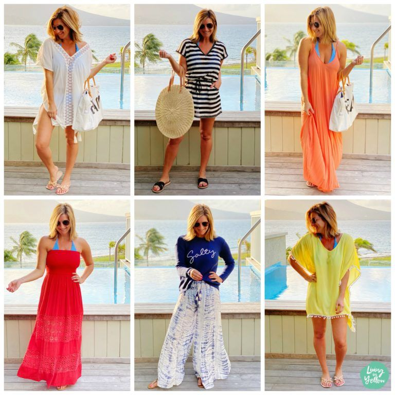 13 Swimsuit Coverups To Rock This Summer - Living in Yellow