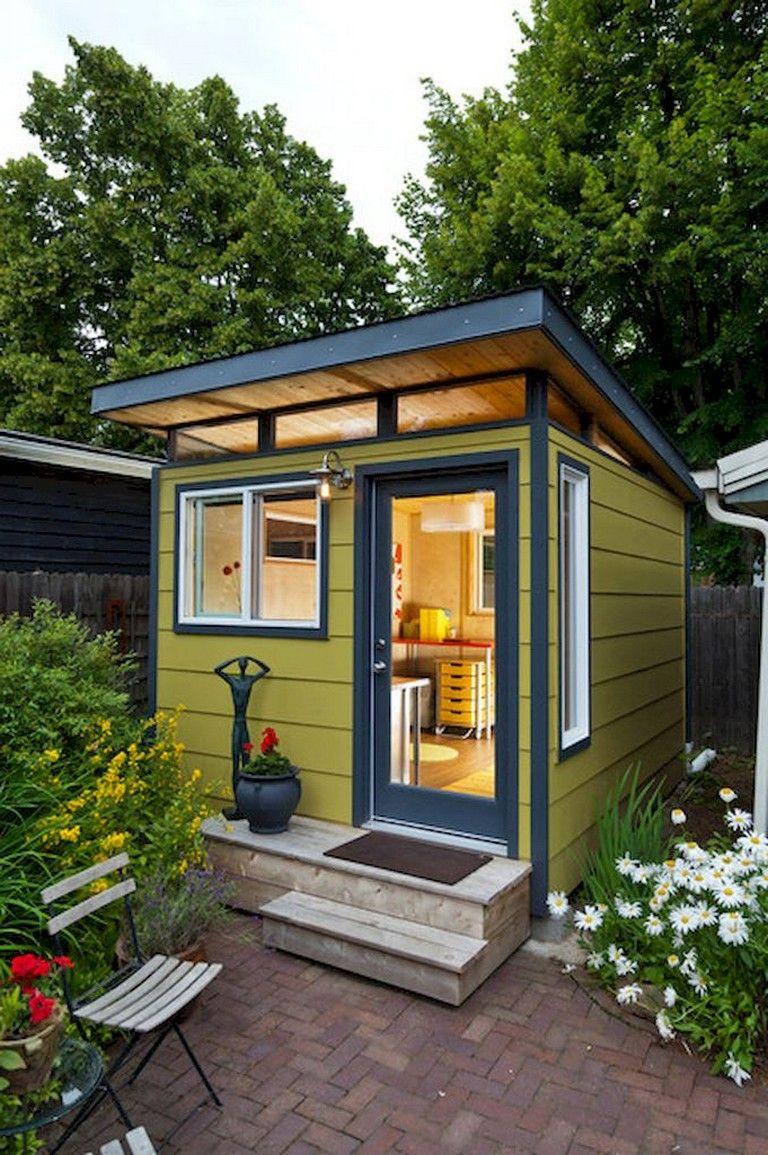 67 awesome comfy backyard studio shed design ideas garden and rh pinterest com
