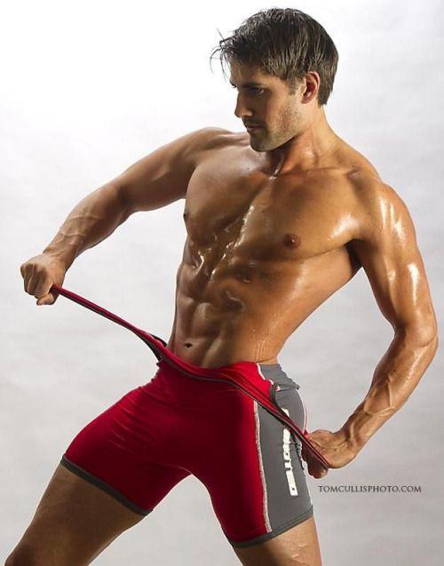 sexy sporty guy on tumblr