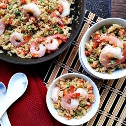 #281581 - Cauliflower Fried Rice Recipe