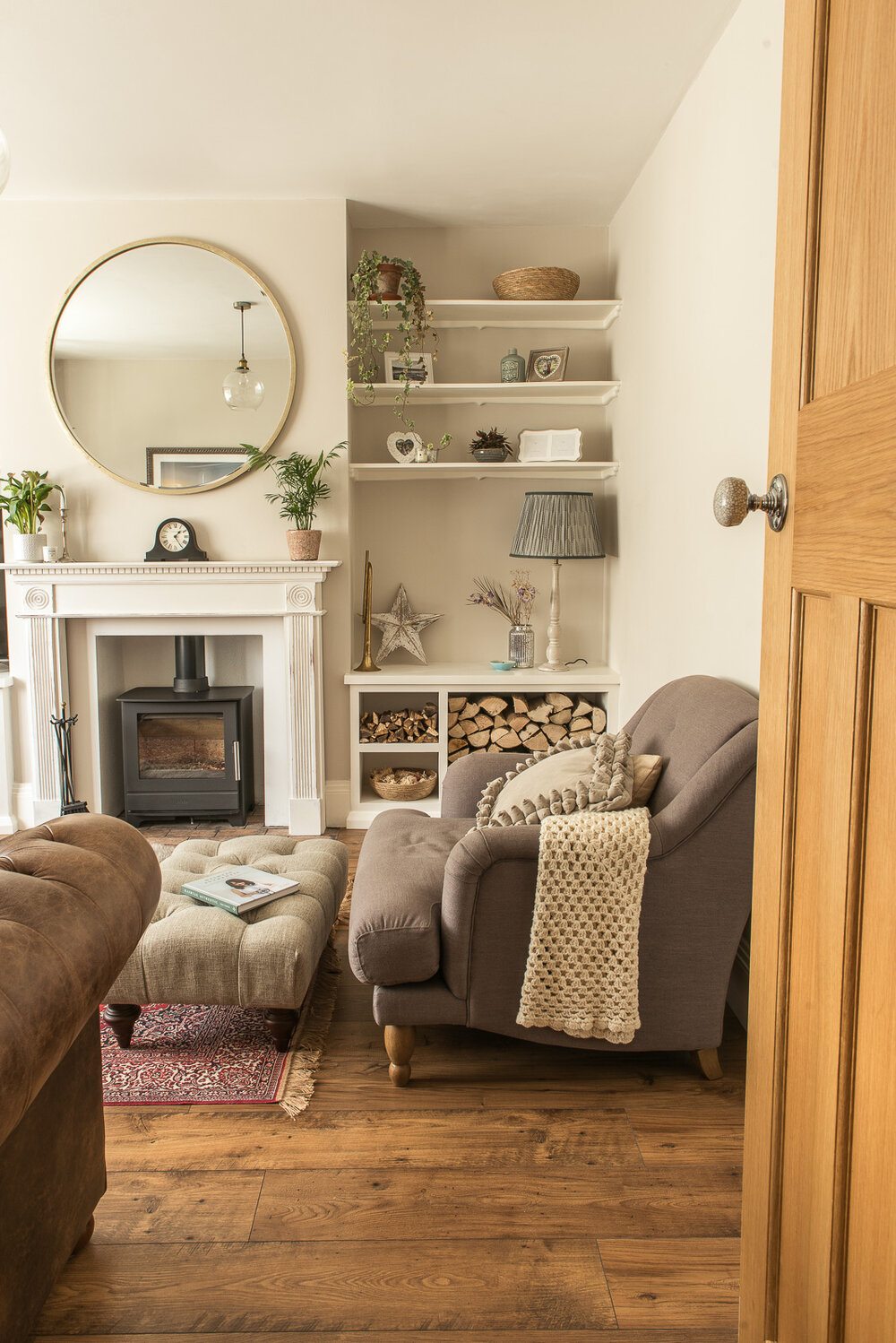 8 cosy living room ideas to try in your home | Fifi McGee | Interiors + Renovation Blog
