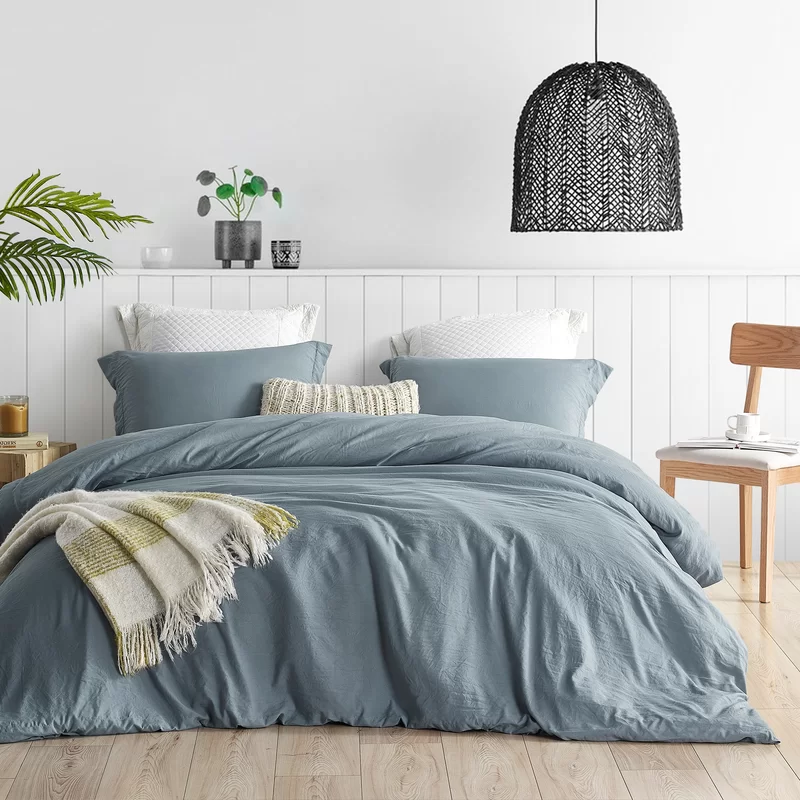 Simla Loft Duvet Cover Set Duvet Cover Sets Blue Bedding Comforter Sets