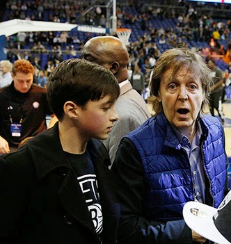 Paul Mccartney Grandson paul mccartney grandch...
