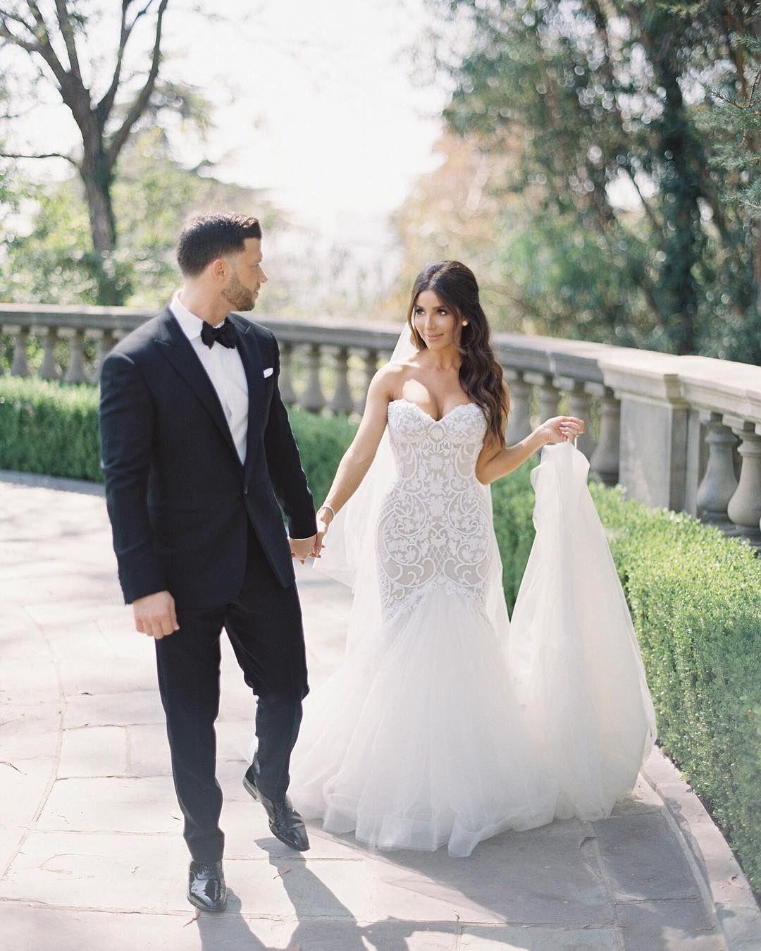 Melissa Molinaro Wedding Wedding Hairstyles Bride Wedding