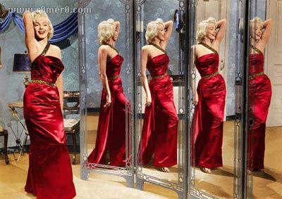 Resultado de imagen para Marilyn toda glamorosa