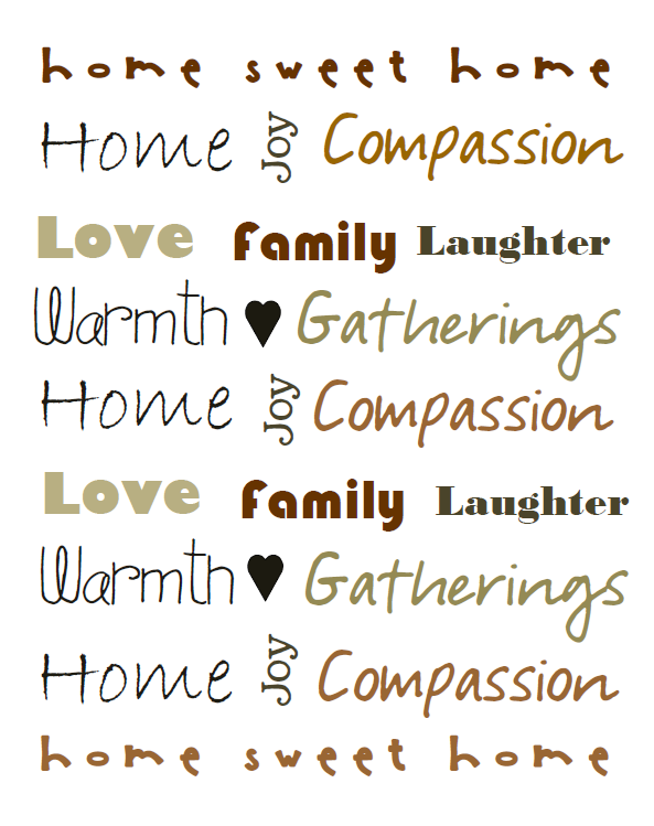 Family Words Subway Art The Robin S Nest Family Word Art Freebie Family Word Art Word Art Word Families