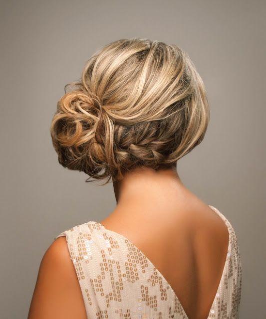 Pin By Morgan Mayes On Cosmetology Bridesmaid Hair Hair Prom Hair