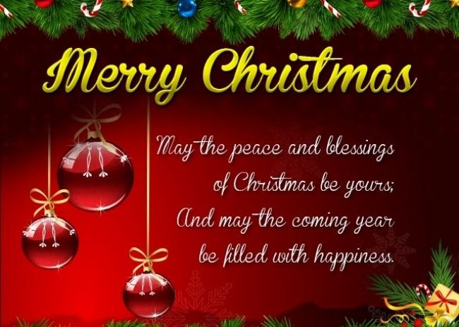 Christmas Wishes Sayings.Happy Merry Christmas Day Greetings Message Christmas