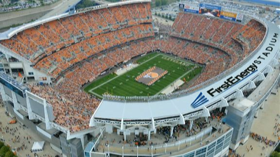 Firstenergy Stadium Cleveland Oh Stadium Mlb Stadiums Cleveland Browns