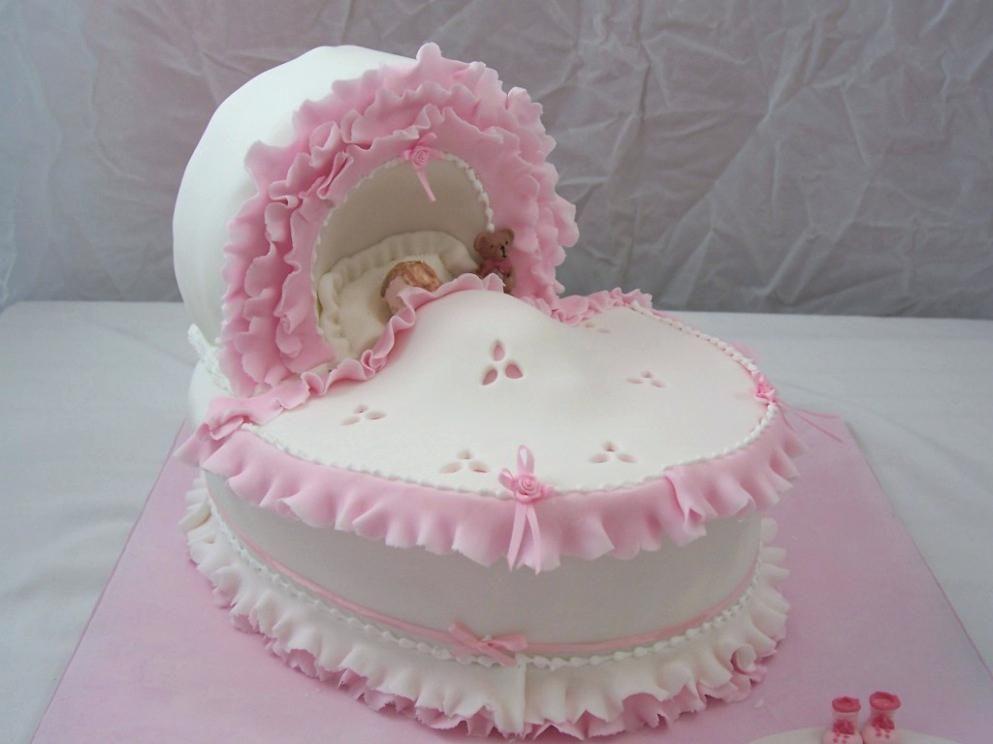 Fantastic Vons Baby Shower Cakes Spiffy Baby Shower Cakes Baby Shower Girl Personalised Birthday Cards Bromeletsinfo