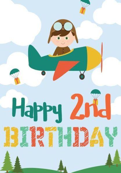 happy 2nd birthday birthday