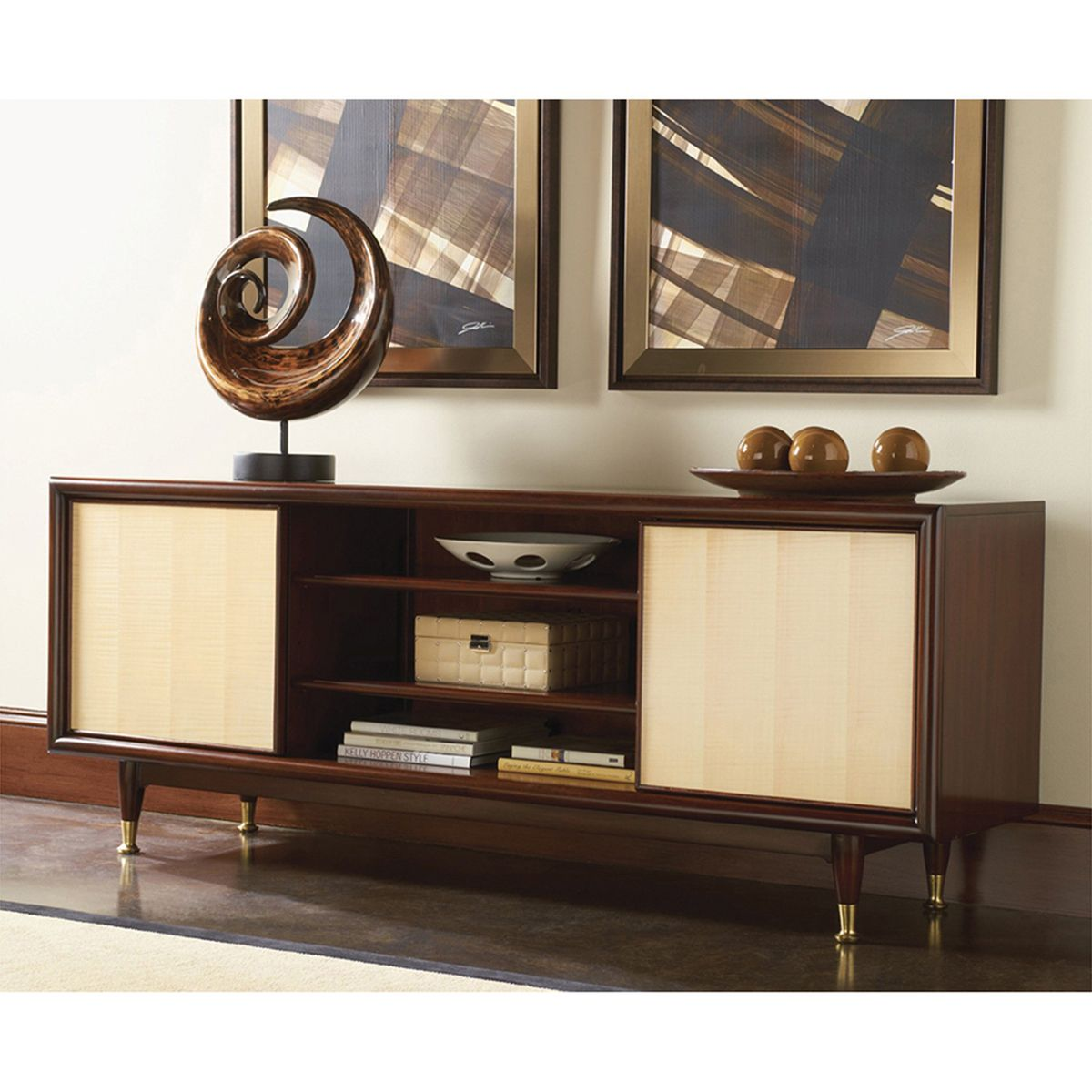 Lexington studio designs caprice media console ml sligh