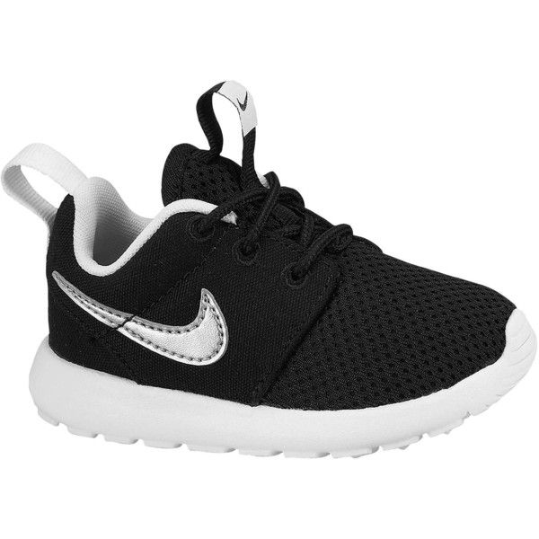 separation shoes 27de4 bc844 Nike Roshe Run Boys  Toddler (€42) ❤ liked on Polyvore featuring baby,  kids, baby boy, shoes and baby girl