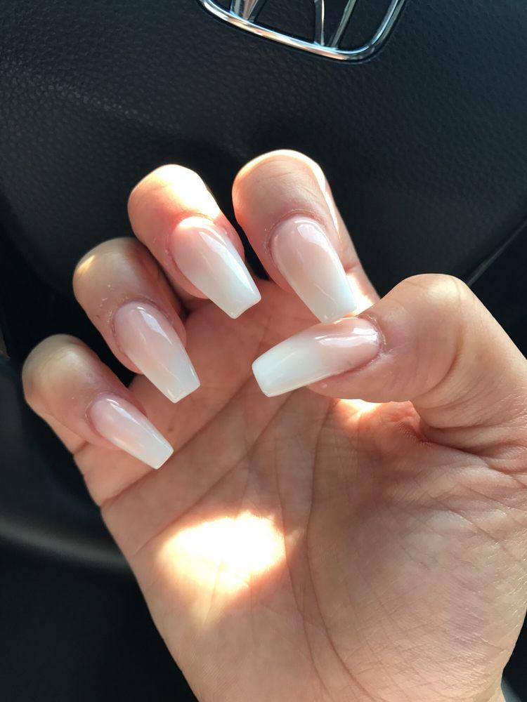 cute nails design 2018 simple colors matte spring nails design. nail ...
