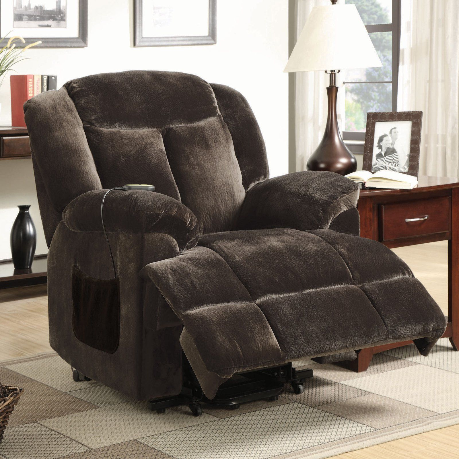 Excellent Coaster Maple Valley Recliner 600173 Products Recliner Gmtry Best Dining Table And Chair Ideas Images Gmtryco