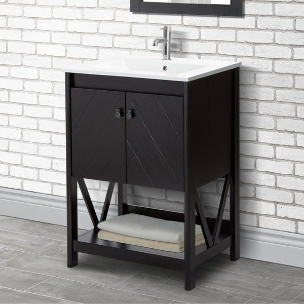 Overstock Com Online Shopping Bedding Furniture Electronics Jewelry Clothing More In 2020 Single Bathroom Vanity 24 Inch Bathroom Vanity Bathroom Vanity