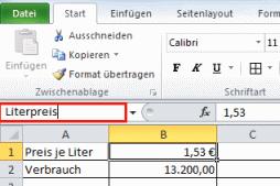Excel So Machen Sie Ihre Formeln Verstandlicher Excel Tipps Seitenlayout Lernen