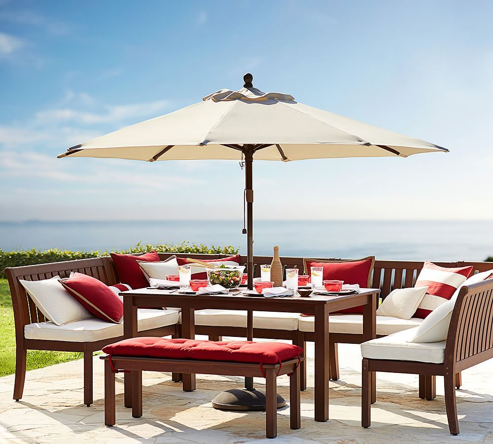 chatham rectangular fixed dining table patio furniture pinterest rh pinterest com