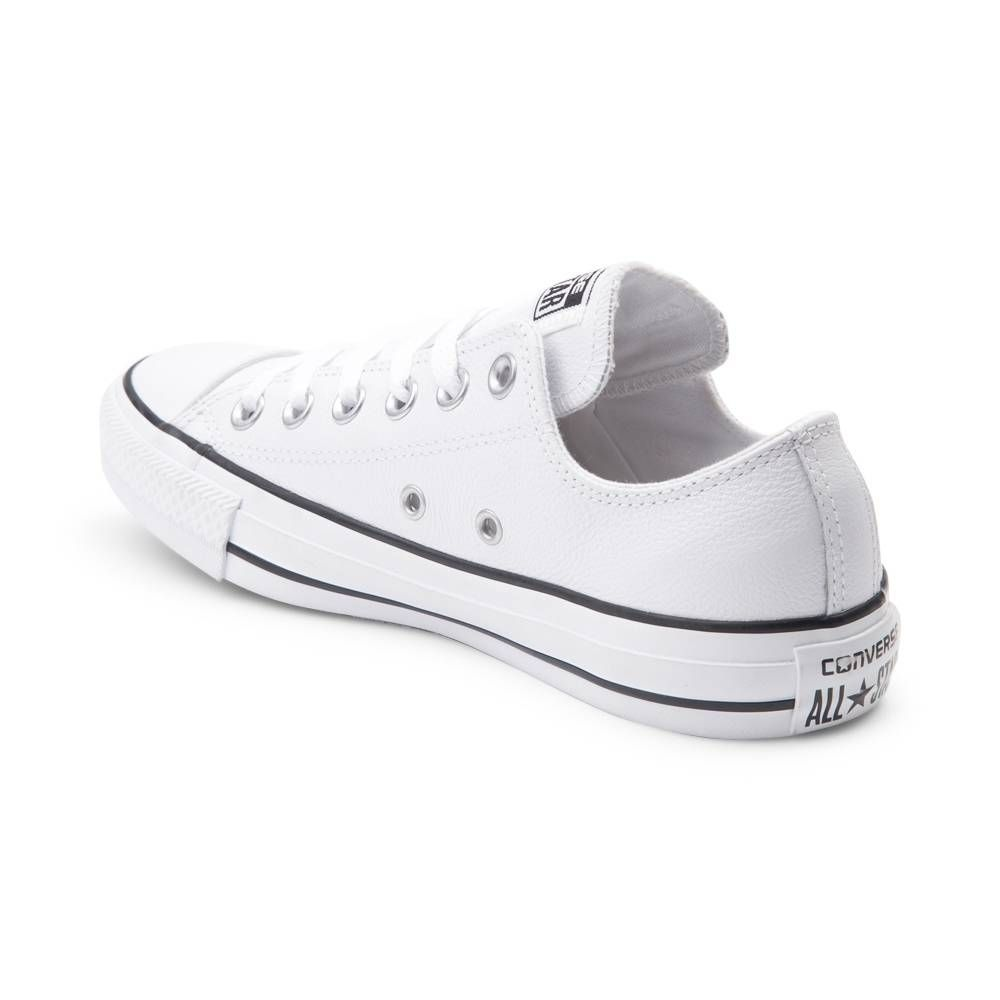 Converse Chuck Taylor All Star Lo Leather Sneaker White
