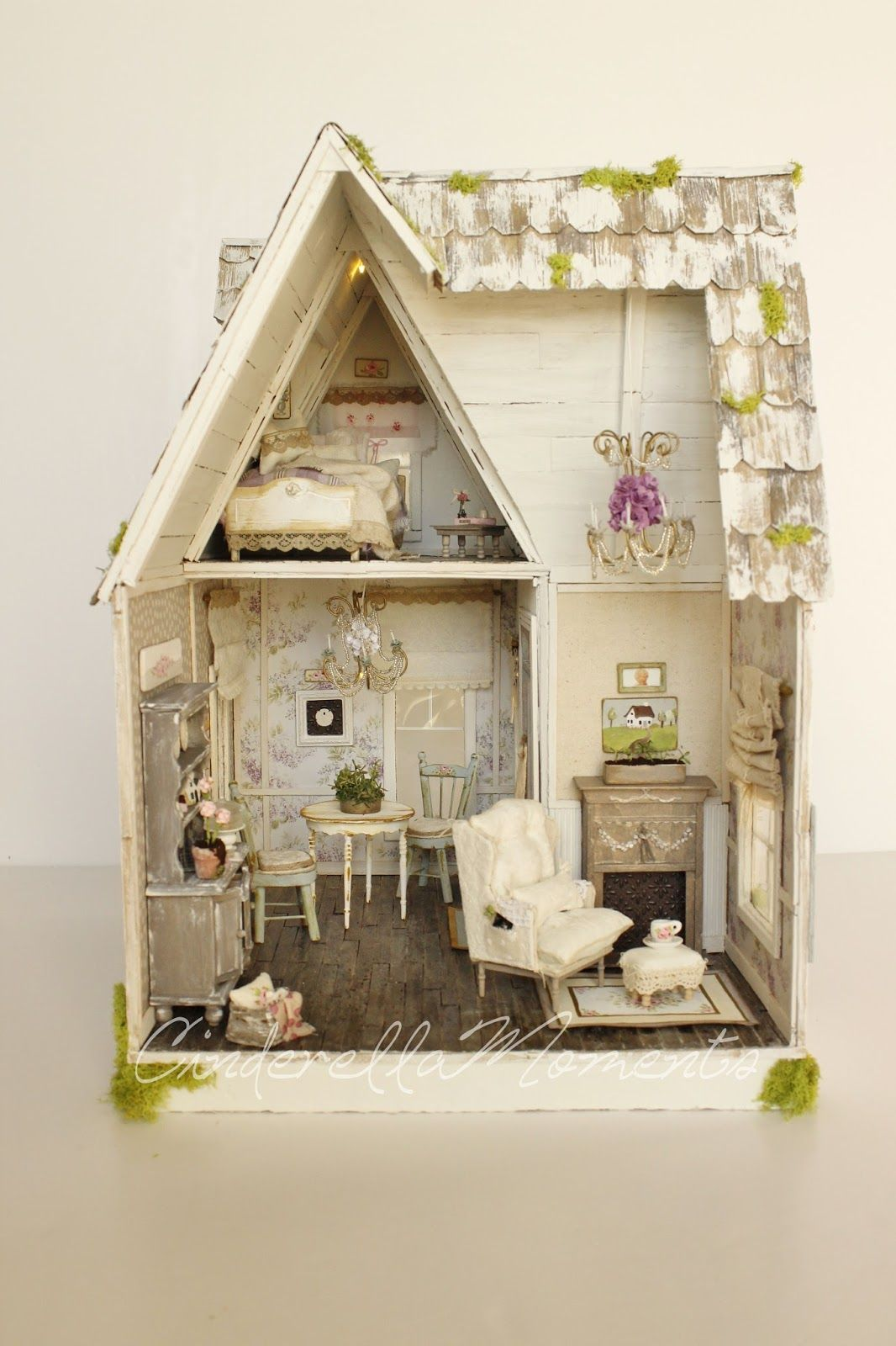 A Dash Of Whimsy For Your Home Cottage And Shabby Chic Styles