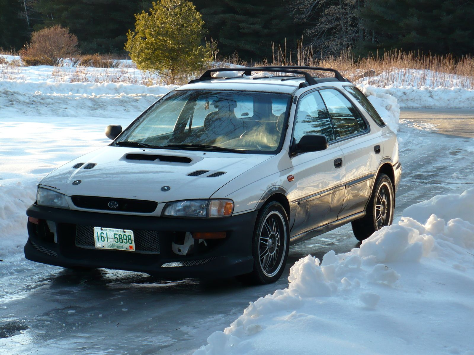 2011 Subaru Impreza WRX STi By Steven Cole Smith