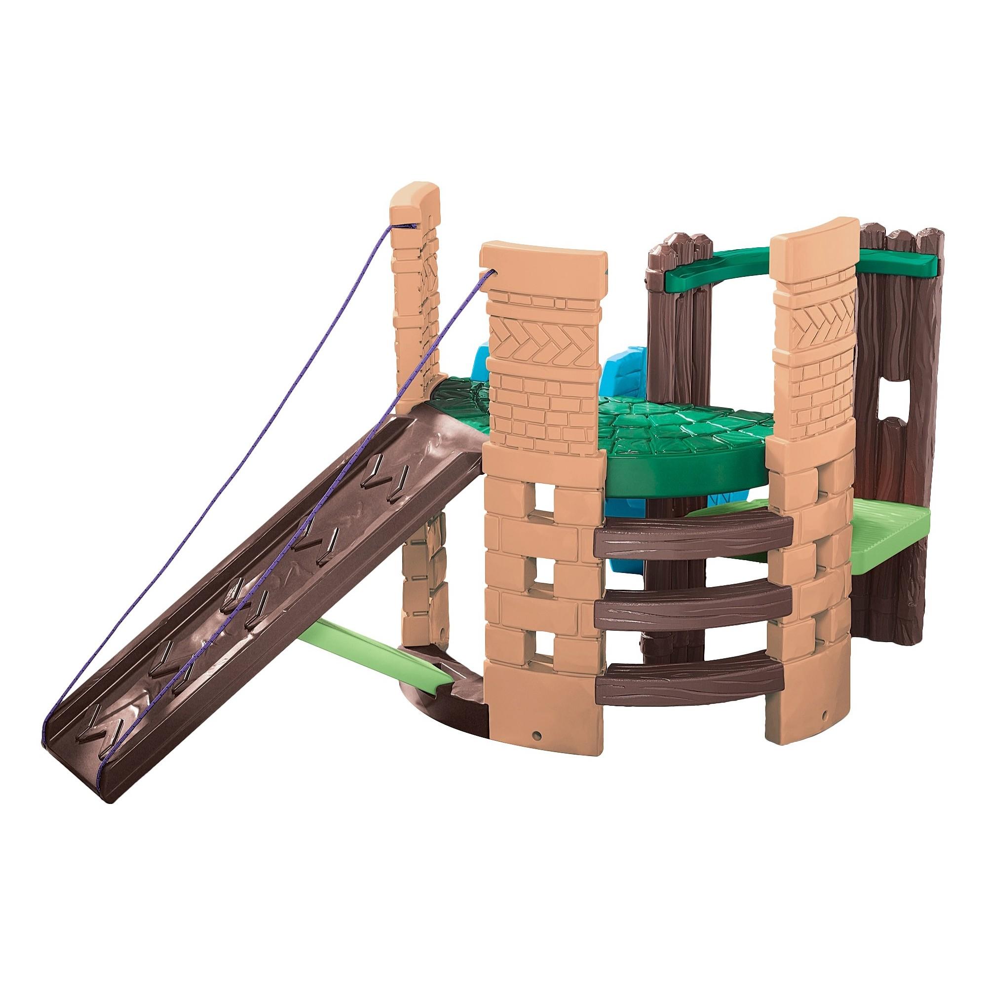 Little Tikes 2In1 Castle Climber, Little tikes