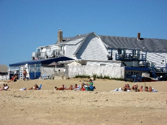 The Andrea One Of Restaurants On My Grandpas Beach Best Calamari In New England
