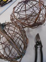 Basketry classes with Kim Keats at ARTworksinbeaufort.org #sc