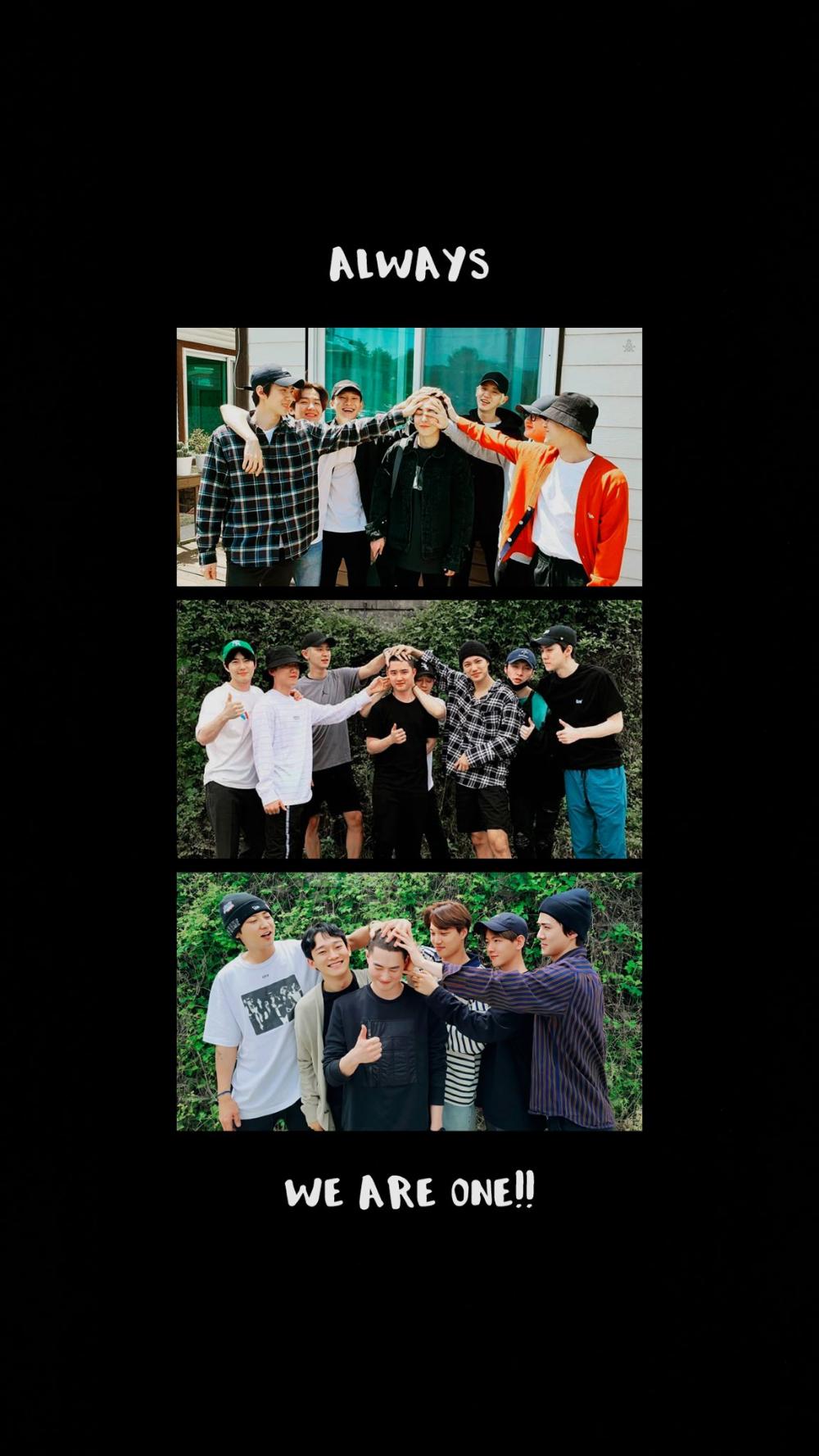 exo locks 开 on Twitter