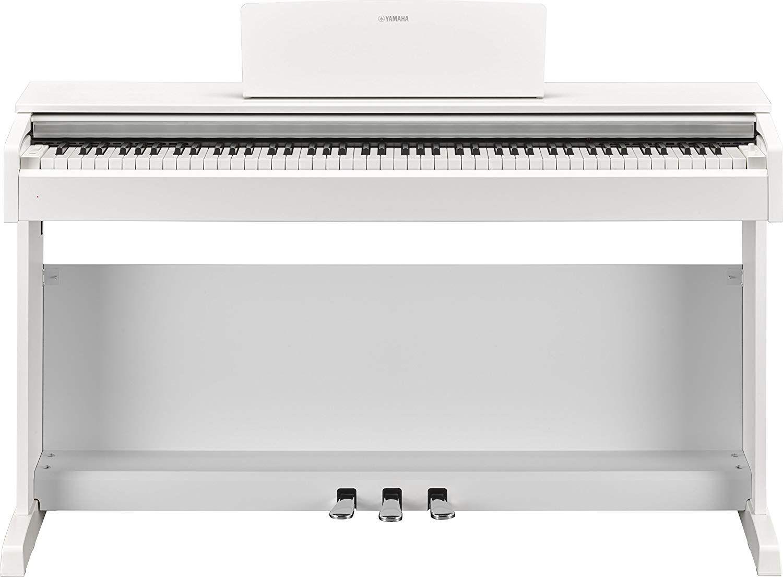 Yamaha Ydp 143 Arius Digital Piano In Black Walnut Finish Amazon Co Uk Musical Instruments Digital Piano Piano Yamaha Ydp