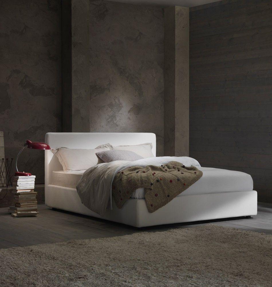 boxspringbett daily weiss ist bei unserm olineshop erh ltlich betten schlafsofas. Black Bedroom Furniture Sets. Home Design Ideas