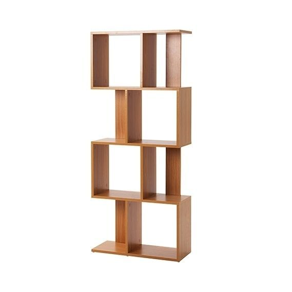 Yak About It Modern Floor Bookshelf