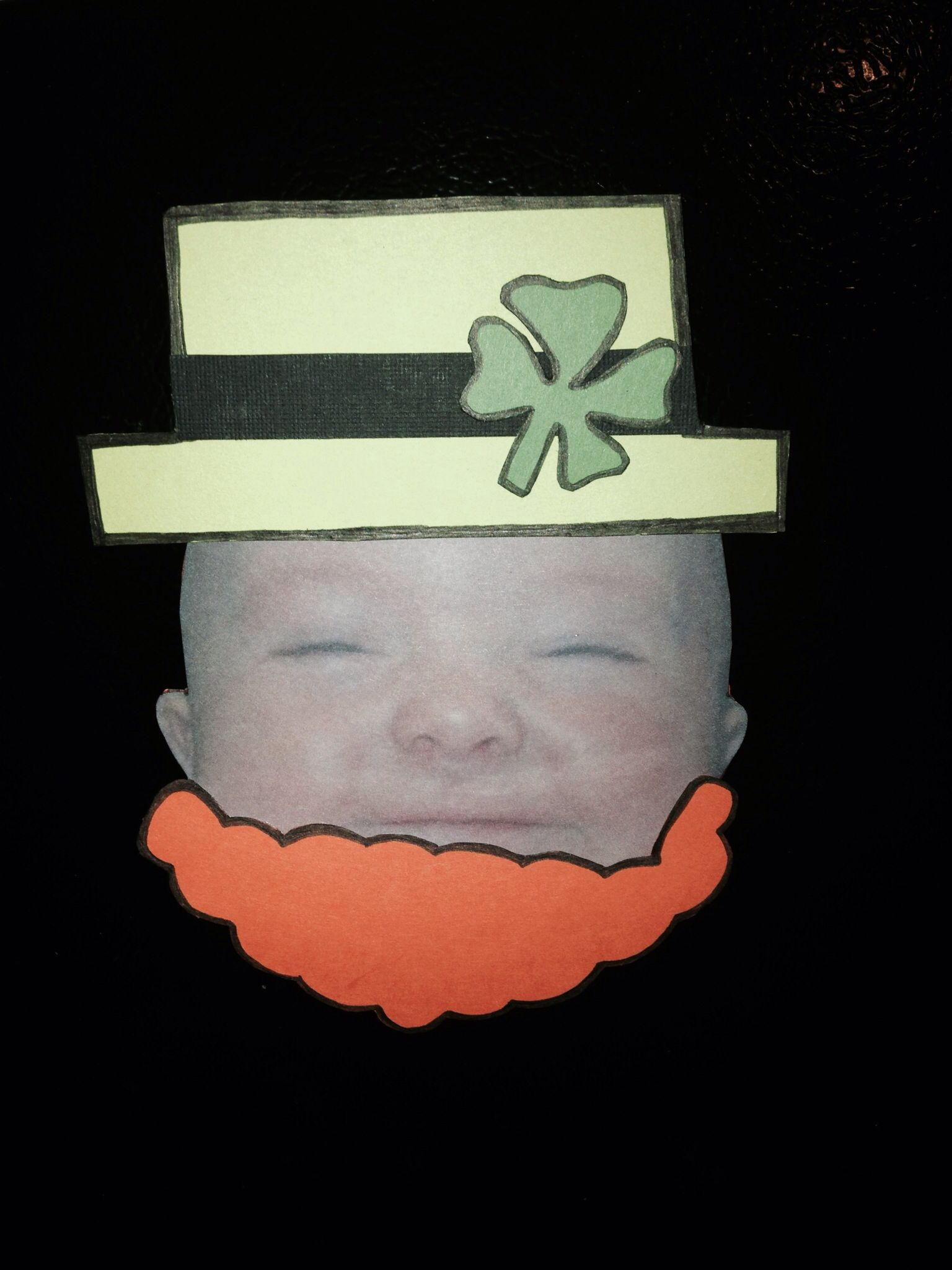 St Patricks Day Diy Magnet Kids Craft Saint Patty