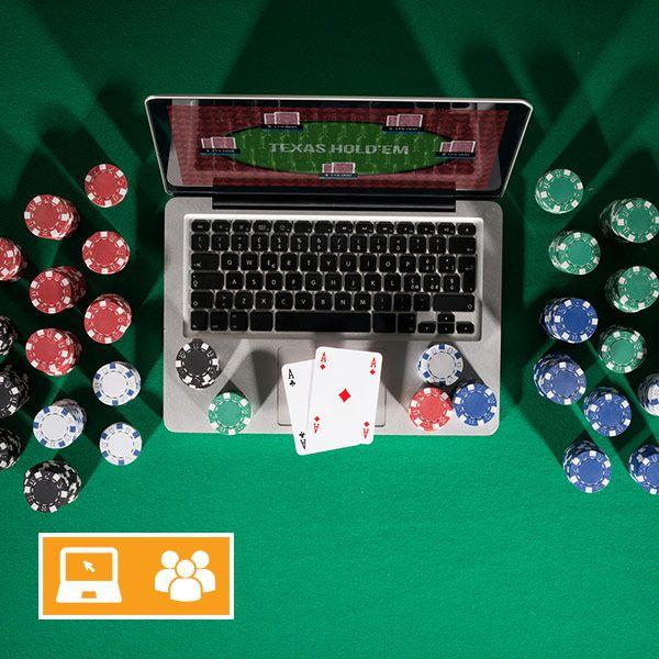 Online Casino Management Game
