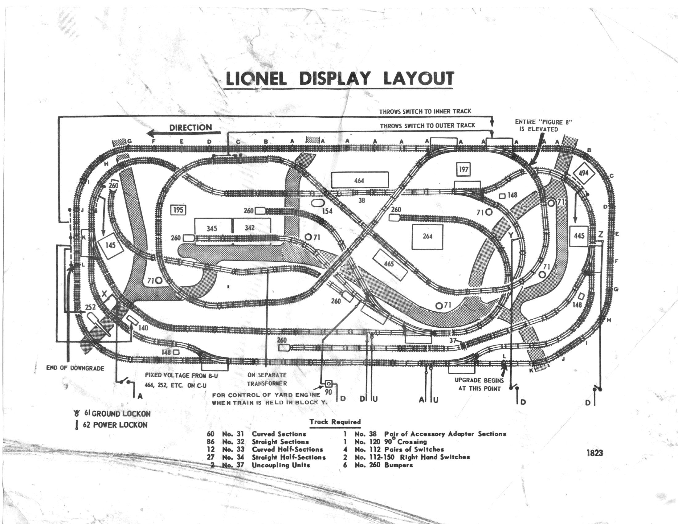 Lionel Display Layout | Lionel Trains | Pinterest | Layouts