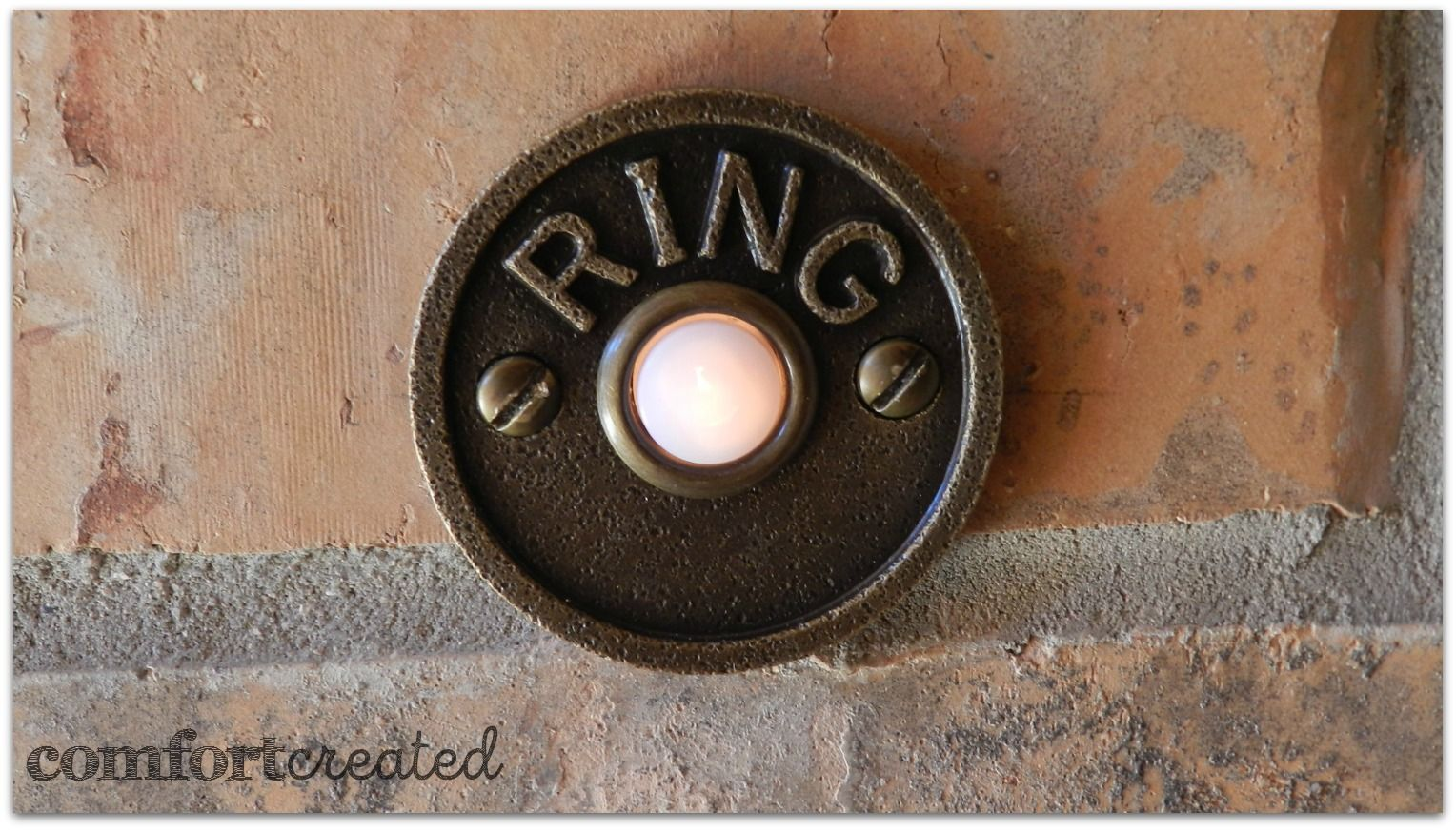Do you love your doorbell button? Should you? I think so. It is such a simple way to add personality to your home. The options are nearly limitless. And with a few tools and steps you've got yourself a new doorbell button! Let me show you how. …