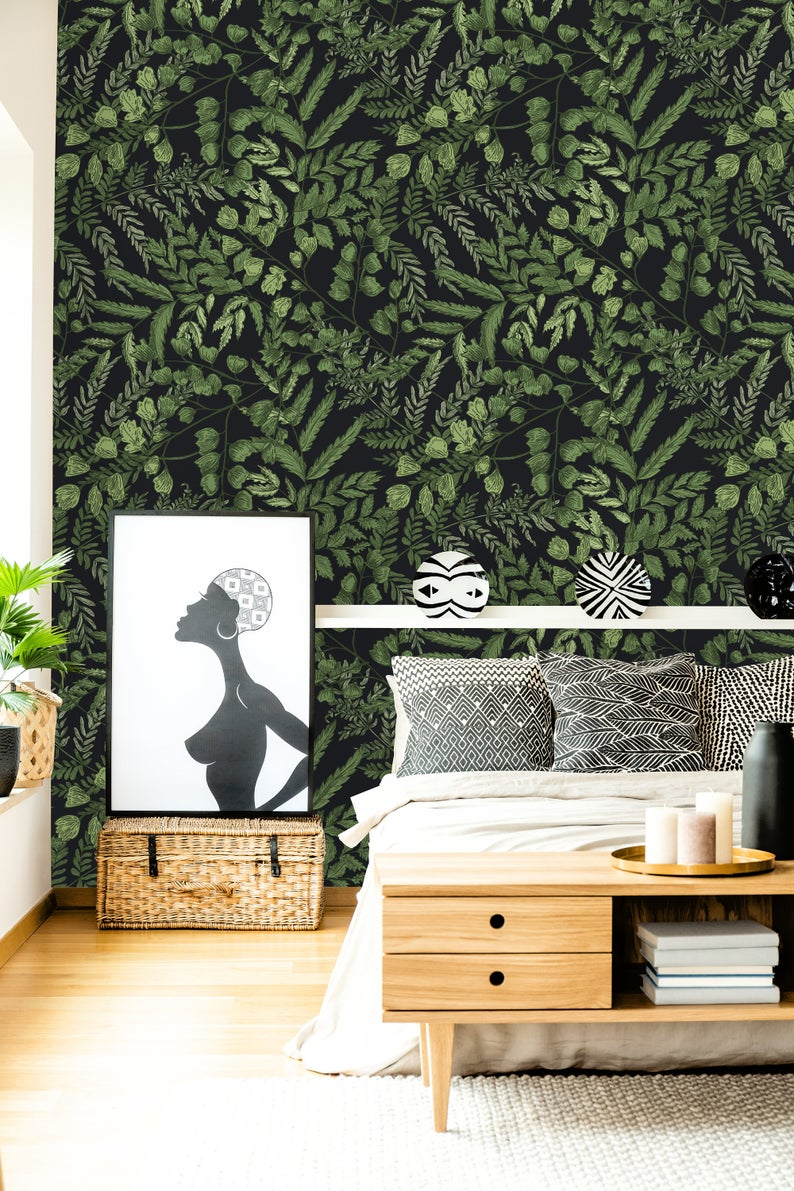 Removable Wallpaper Peel and Stick Wallpaper Self Adhesive ...