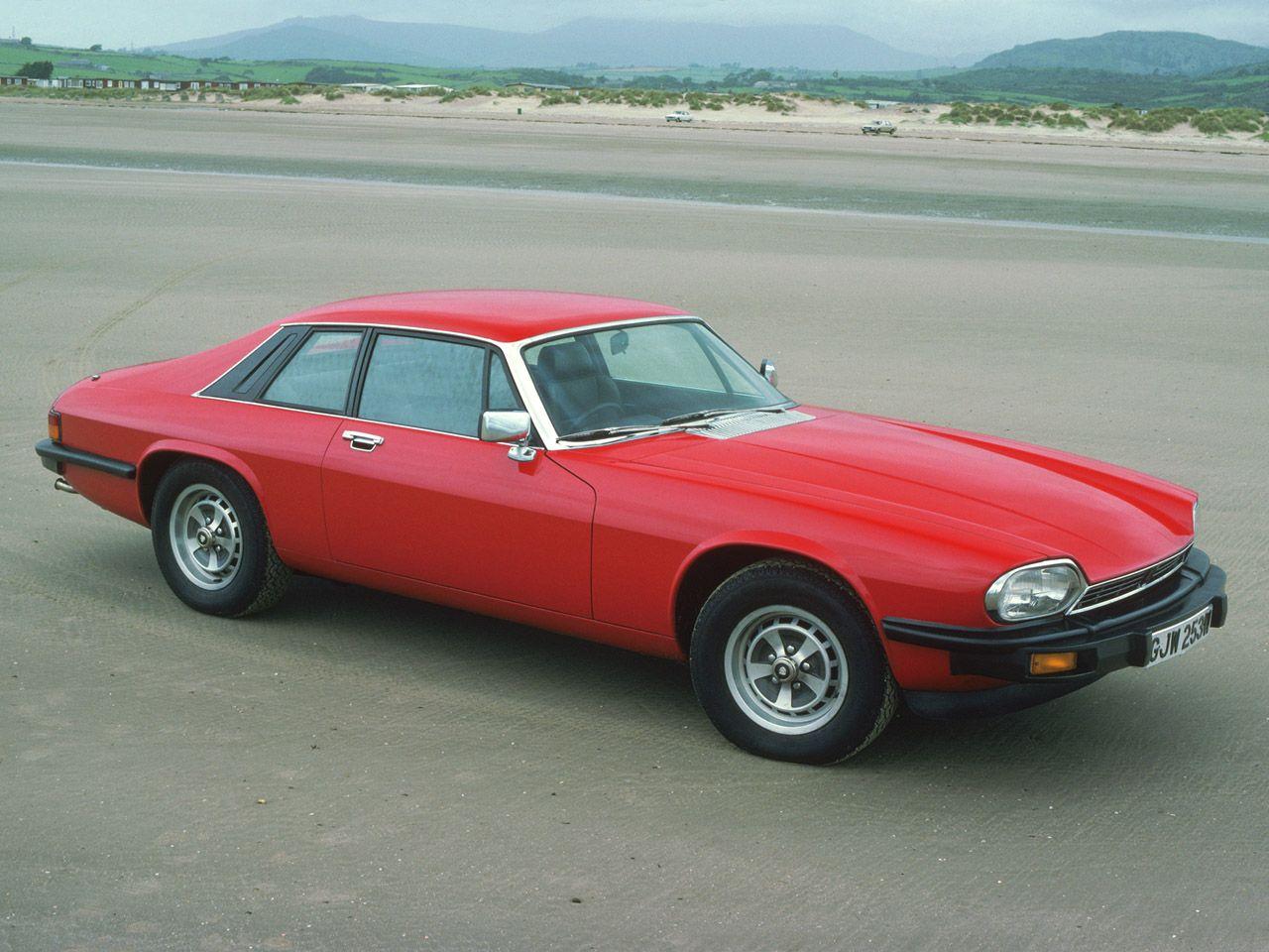 Jaguar xjs pre he