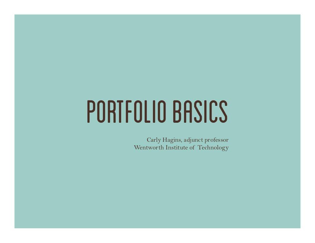 Industrial Design Portfolio Basics   School   Pinterest   Portafolio ...