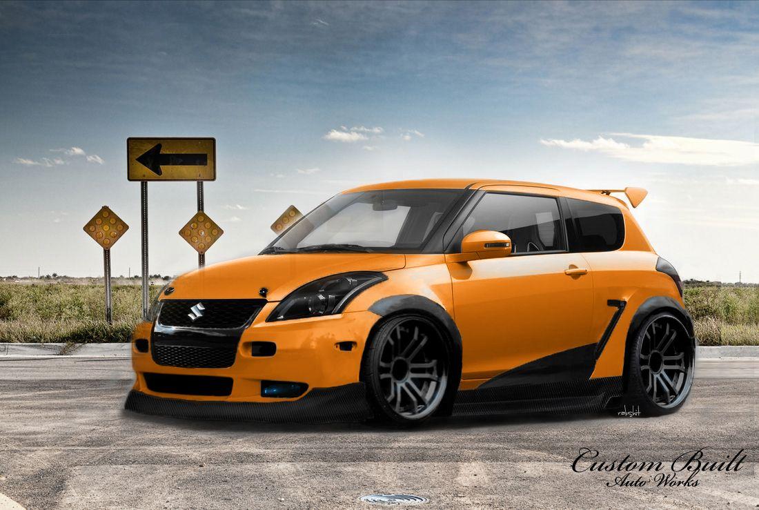 Suzuki swift by recdesign on deviantart jdm pinterest suzuki swift jdm and cars