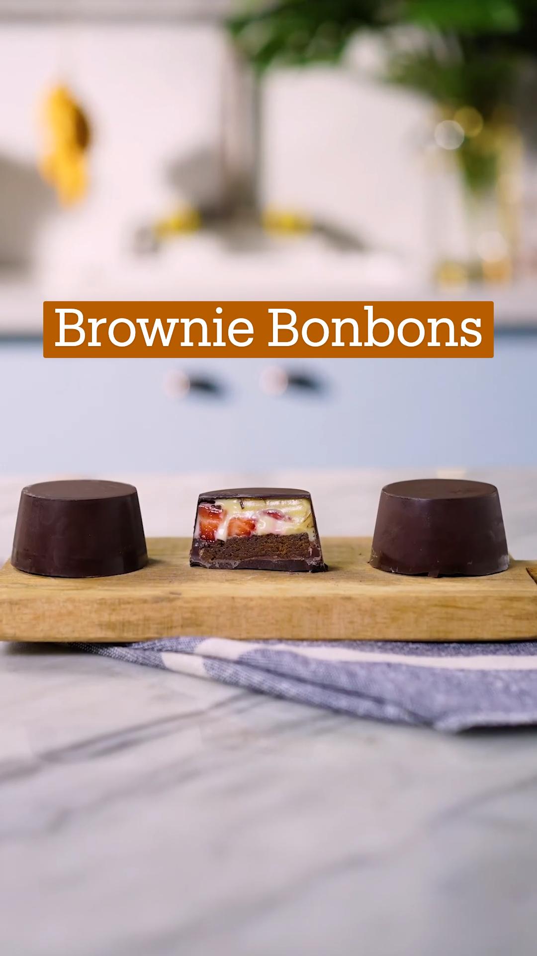 Brownie Bonbons