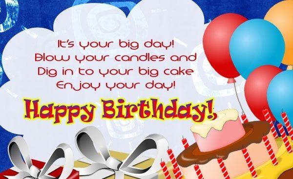 Birthday Wishes For Kids Birthday Wishes For Kids Happy Birthday