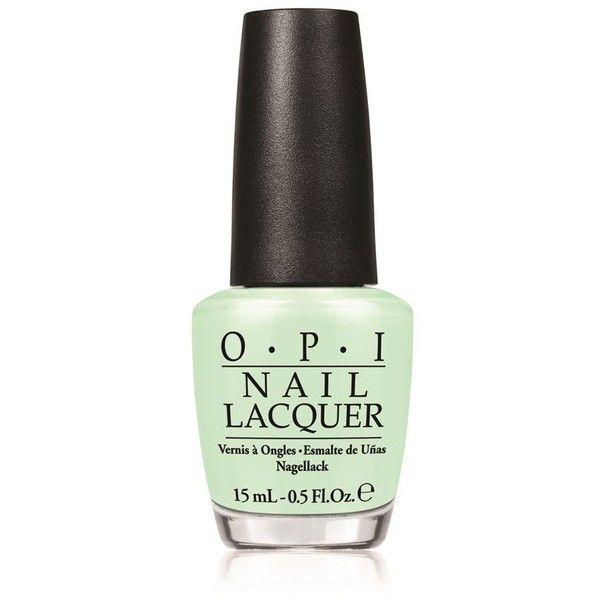 OPI Nail Lacquer That's Hula-rious! featuring polyvore beauty products nail care nail polish nail summer nail color opi opi nail color opi nail care summer nail polish
