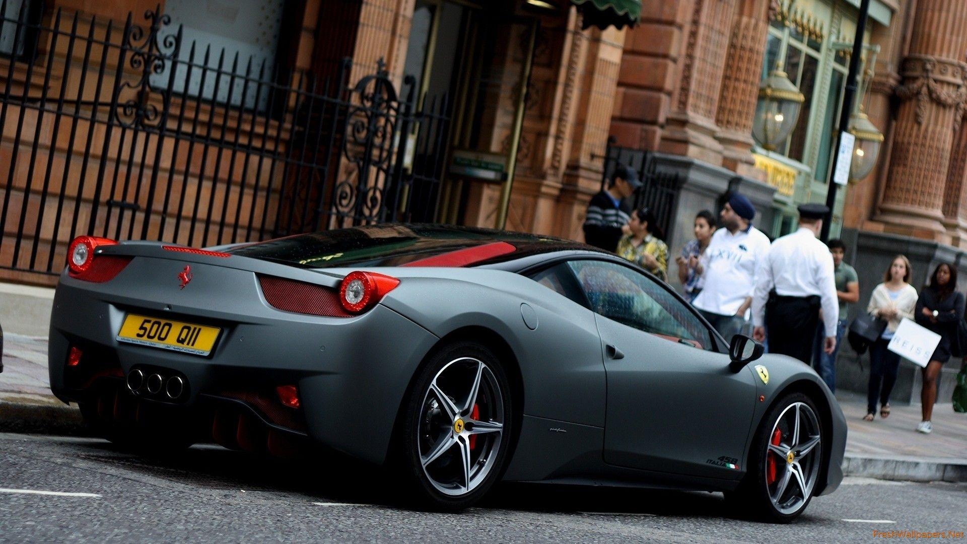 Ferrari 458 italia matte black 1920x1080 via classy bro car ferrari 458 italia matte black 1920x1080 via classy bro voltagebd Gallery