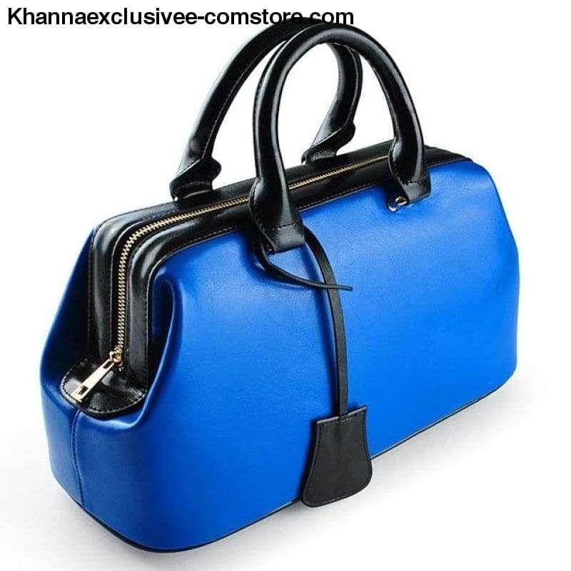 138fc7be083 LY.SHARK Luxury Women's Designer Famous Brand Genuine Leather Hand ...