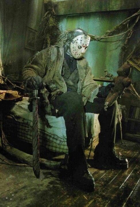 Friday the 13th Jason Voorhees Bienvenue à Camp Crystal Lake film d/'horreur T-Shirt
